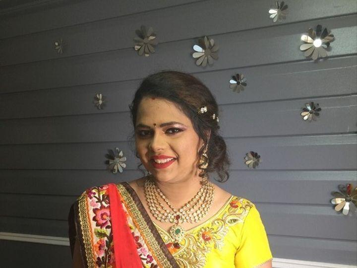 Tmx 1471993387071 Makeup By Anu Sarin 1 Iselin wedding beauty