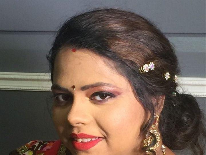 Tmx 1471993398373 Makeup By Anu Sarin 2 Iselin wedding beauty
