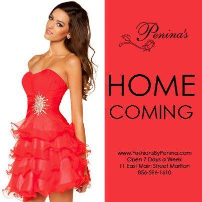 HomeComingFashionsByPenina20121