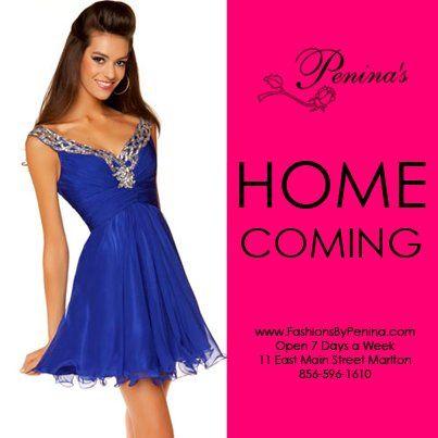 HomeComingFashionsByPenina20122