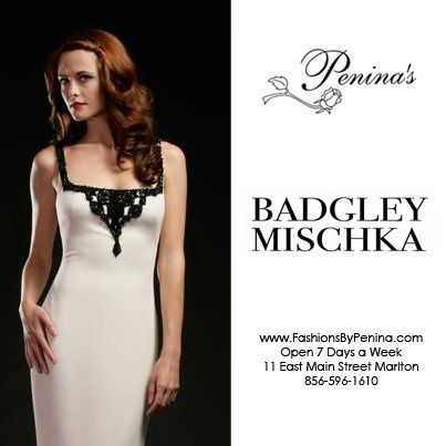 Tmx 1345841960942 BADGLEYMISCHKAFasionsByPeninasFALL201200012 Marlton wedding dress