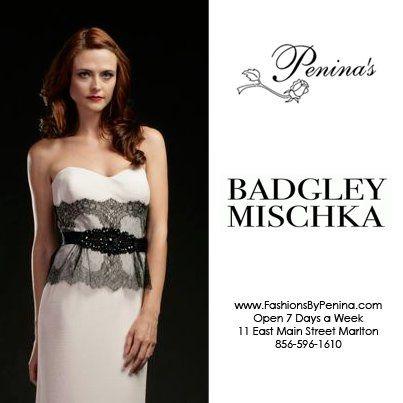 Tmx 1345841961585 BADGLEYMISCHKAFasionsByPeninasFALL201200023 Marlton wedding dress