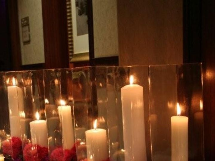 Tmx 1414089197653 Picture 11 Pillar Candles Metairie wedding eventproduction