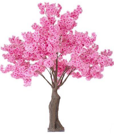 Tmx Pink Tree For Events Rent A Dogwood Tree With Lights 51 1046821 Wynantskill, NY wedding eventproduction