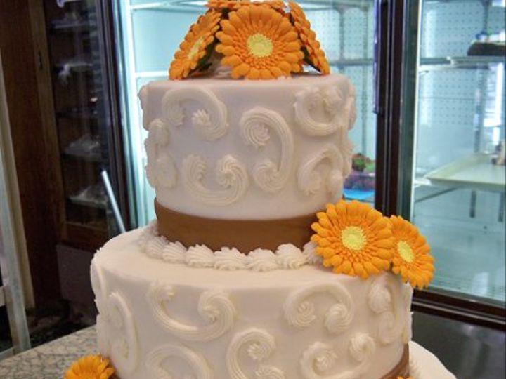 Tmx 1264403712164 1001180 Frankenmuth wedding cake