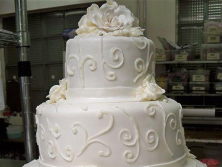 Tmx 1264403824195 1001184 Frankenmuth wedding cake
