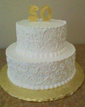Tmx 1264403878867 Fiftybdaycake Frankenmuth wedding cake