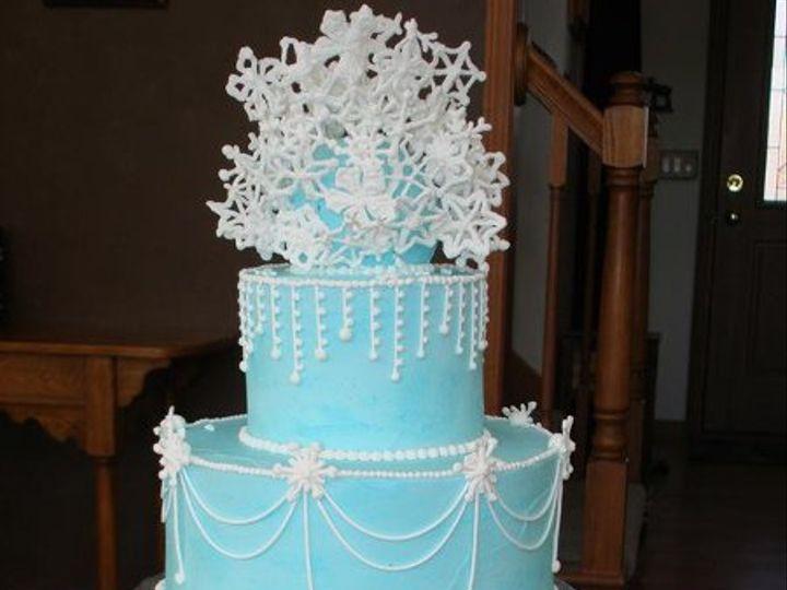 Tmx 1264404139851 L9fc7c34a1dab7dd0072fdf1e8c44a4ea Frankenmuth wedding cake