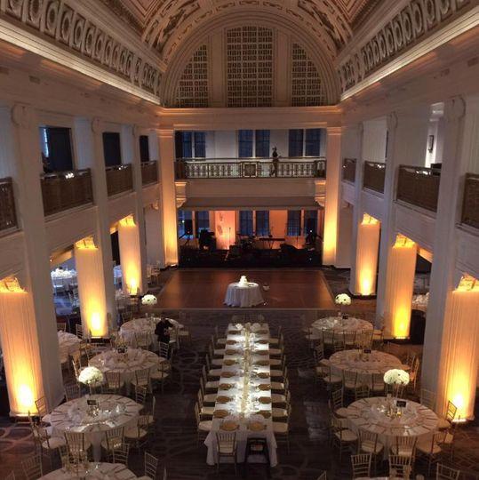 the renaissance hotel cincinnati bada bling event