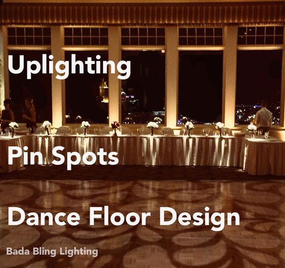 Bada Bling Event Lighting