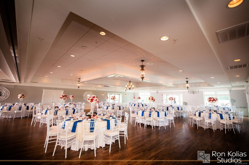 The Grandview Ballroom At The Oaks Venue Somersworth