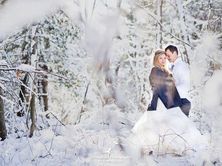Tmx Winter Wedding Red Rock The Dress Clarkston Forest Snow Cold Photoshoot Photography Marek01 51 48821 Somersworth, NH wedding venue
