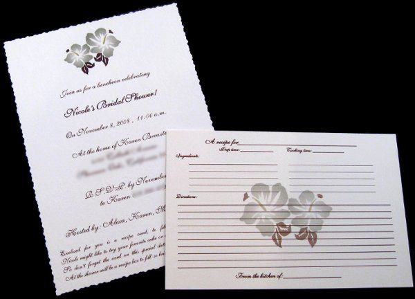 Tmx 1265274272257 INVITATIONWEDDINGBURLAPBOXHIBISCUS19 Los Angeles wedding invitation
