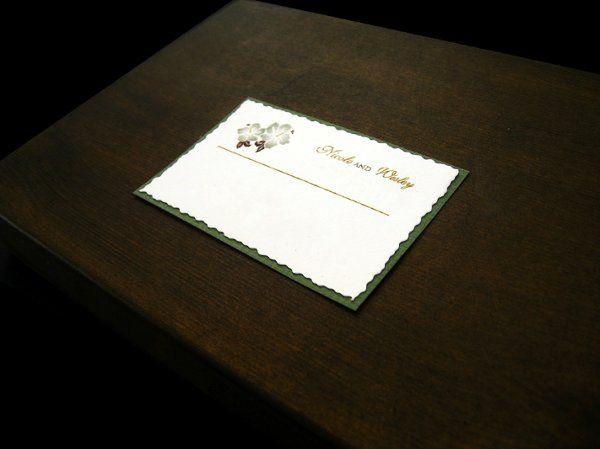 Tmx 1265274334461 INVITATIONWEDDINGBURLAPBOXHIBISCUS3 Los Angeles wedding invitation