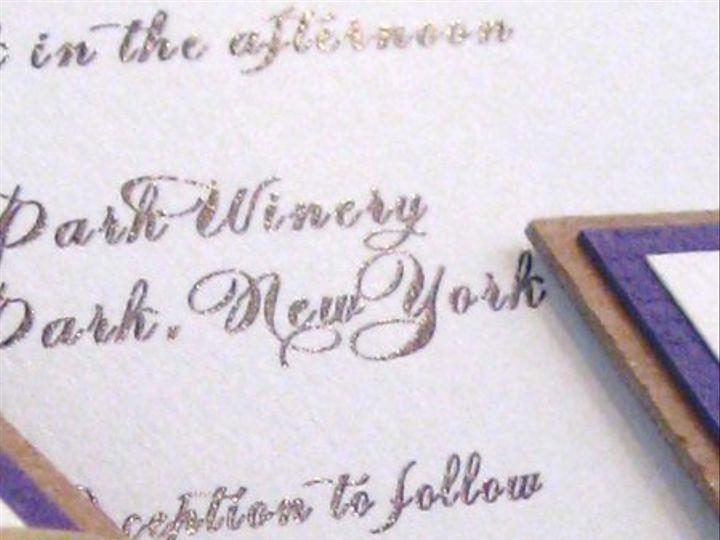 Tmx 1265274677461 INVITATIONWEDDINGGRAPEBORDEREXTRATHICKKRAFT12 Los Angeles wedding invitation