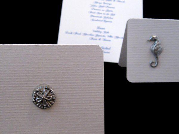 Tmx 1265274851836 INVITATIONWEDDINGHANDMADEPOCKETFOLDWRAPSEASHELL10 Los Angeles wedding invitation