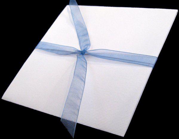 Tmx 1265274891695 INVITATIONWEDDINGHANDMADEPOCKETFOLDWRAPSEASHELL2 Los Angeles wedding invitation