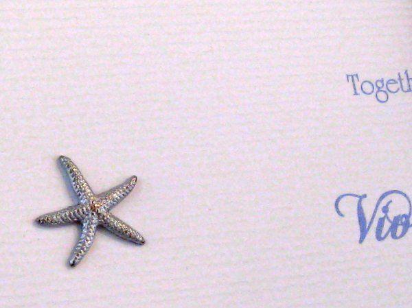 Tmx 1265275000382 INVITATIONWEDDINGHANDMADEPOCKETFOLDWRAPSEASHELL8 Los Angeles wedding invitation