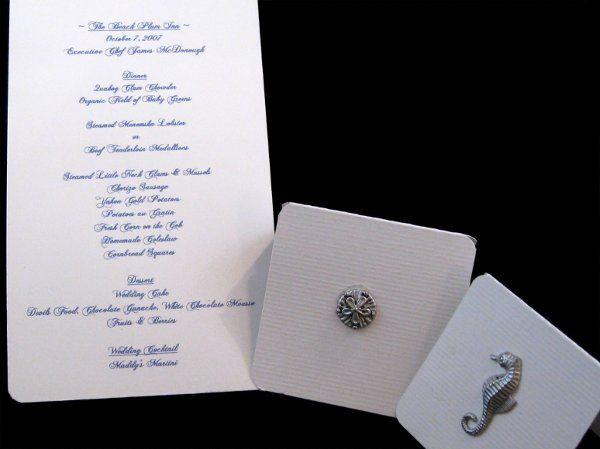 Tmx 1265275022820 INVITATIONWEDDINGHANDMADEPOCKETFOLDWRAPSEASHELL9 Los Angeles wedding invitation