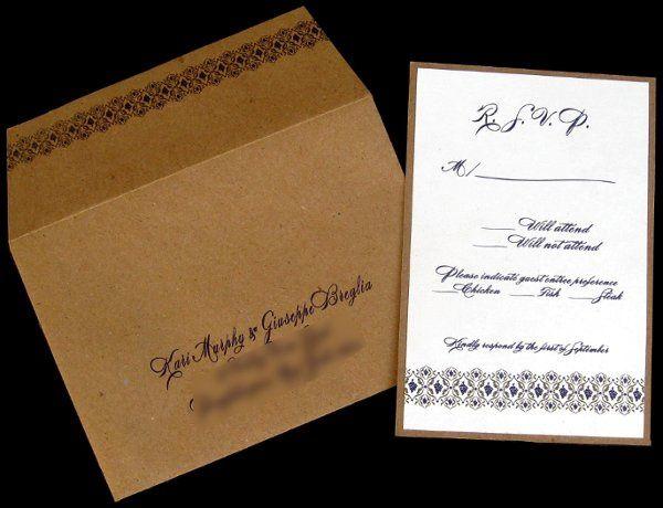Tmx 1265275040414 INVITATIONWEDDINGKRAFTGRAPEBORDERBOX10 Los Angeles wedding invitation