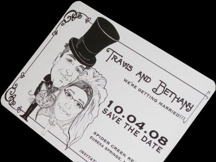 Tmx 1265275673304 INVITATIONWEDDINGWOODLEAF15 Los Angeles wedding invitation