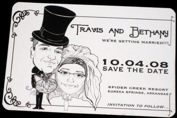 Tmx 1265275687523 INVITATIONWEDDINGWOODLEAF14 Los Angeles wedding invitation