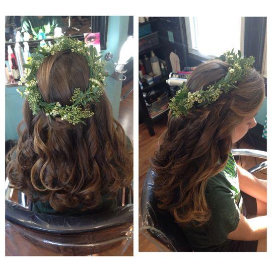 flowercrownhair