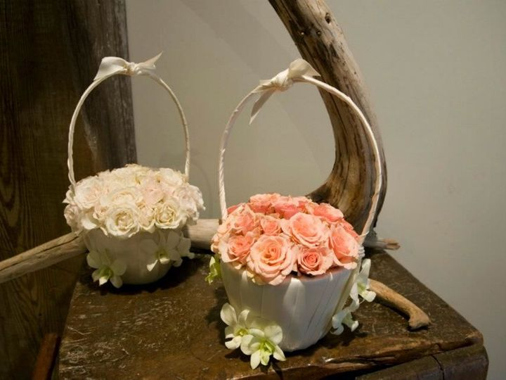 Tmx 1531168497 A3fa7177516705d9 1531168496 F934765333948e50 1531168495817 4 Flower Girl Basket Randolph, NJ wedding planner