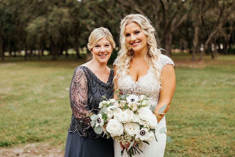Mother Daughter Adore Bridal