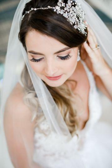Eye makeup Adore Bridal