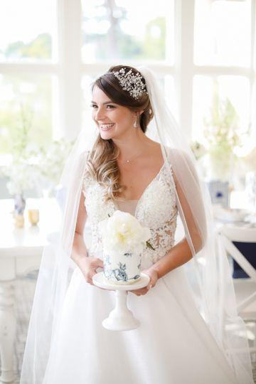 Glowing bride Adore Bridal