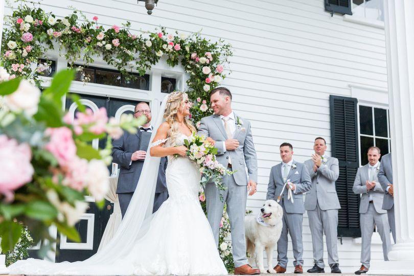 Rose Hill wedding