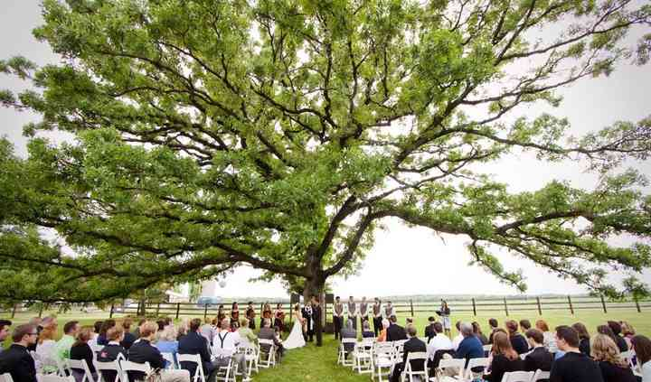 Sugarland Barn Weddings