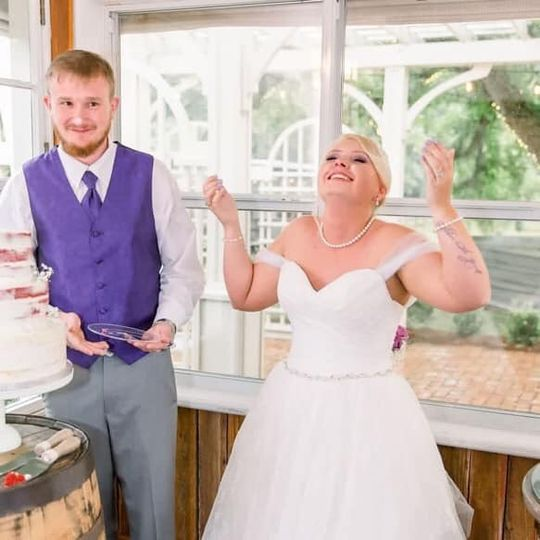James & Chyenne Short Wedding