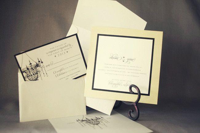 Tmx 1374110526019 Img3843 Greensboro wedding invitation