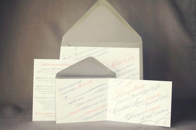 Tmx 1374110613736 Img3851 Greensboro wedding invitation