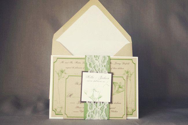 Tmx 1374111177083 Img3860 Greensboro wedding invitation