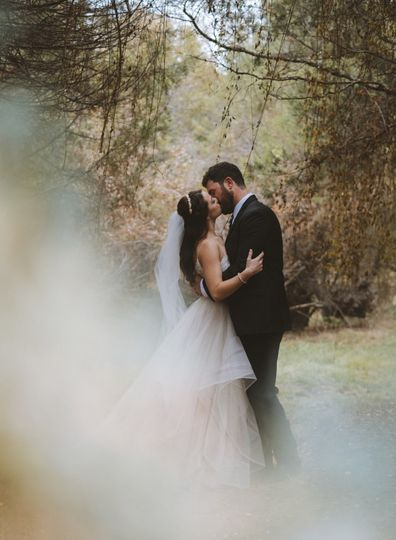 Bridal shots in our grove