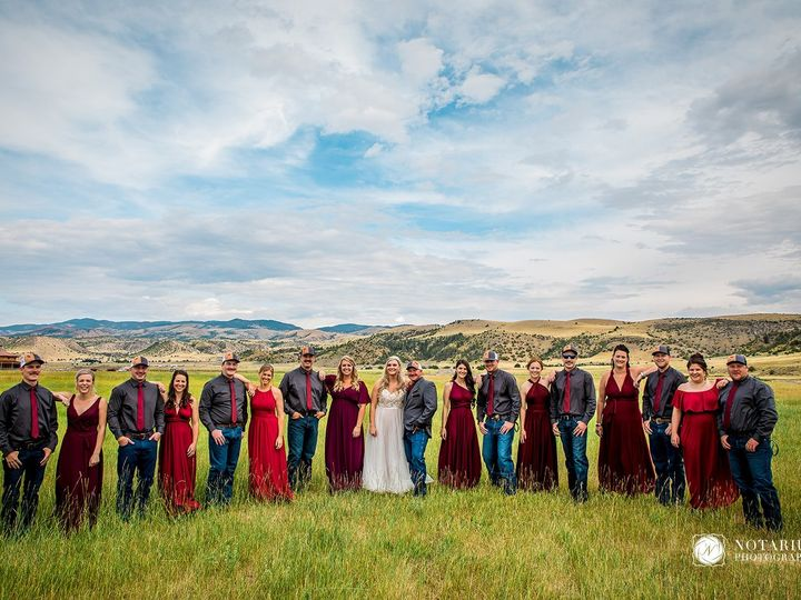 Tmx Flanaganbridalparty028 51 992921 157599805738431 Three Forks, MT wedding venue