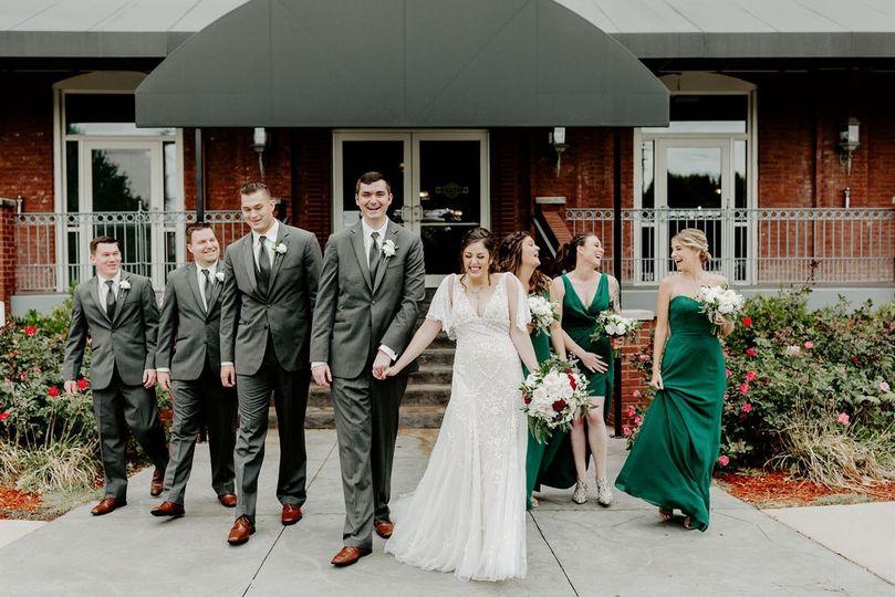 The Milltop Wedding