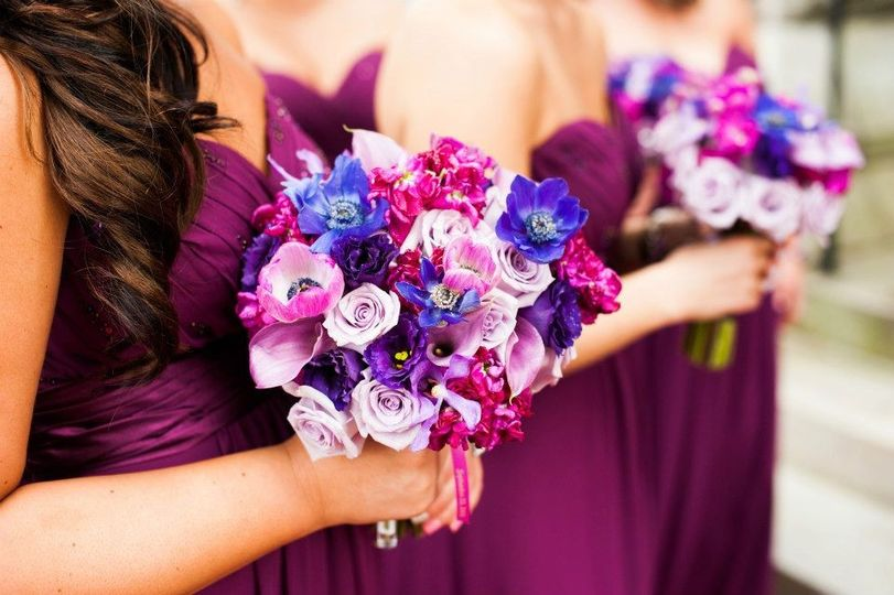 new jersey wedding flowers