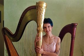Ariel Fulford, Harpist