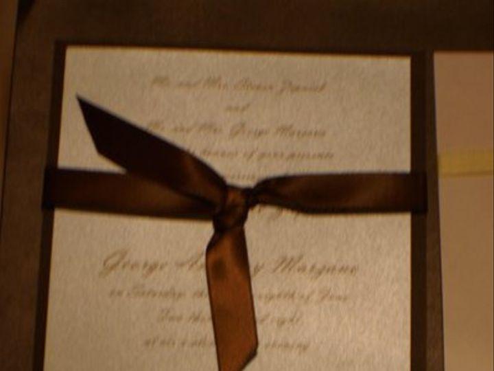 Tmx 1236997508120 PICT0025 Pasadena wedding invitation