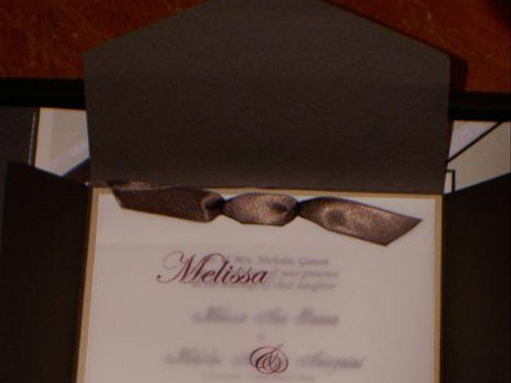 Tmx 1236997516957 PICT0021 Pasadena wedding invitation