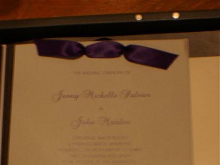 Tmx 1236997614023 PICT0031 Pasadena wedding invitation