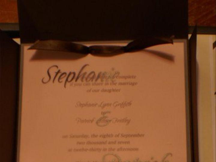 Tmx 1236997681519 PICT0033 Pasadena wedding invitation