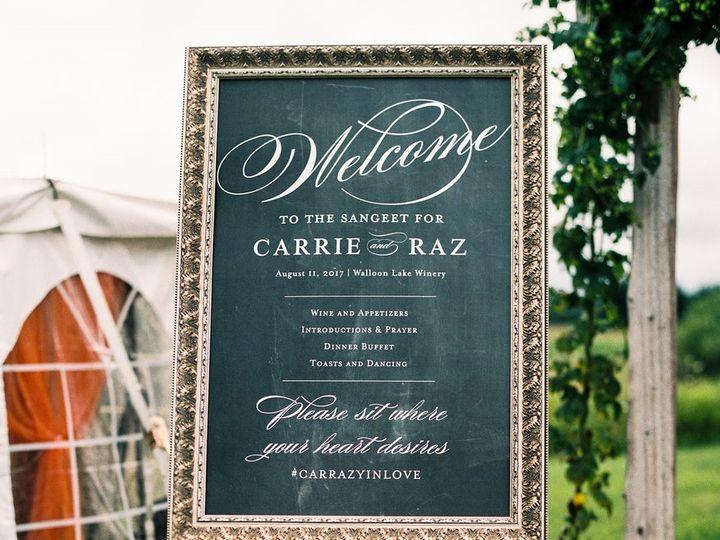 Tmx Govathotisangeet 417 Ashley Slater 2 51 404921 Brownsburg, IN wedding invitation