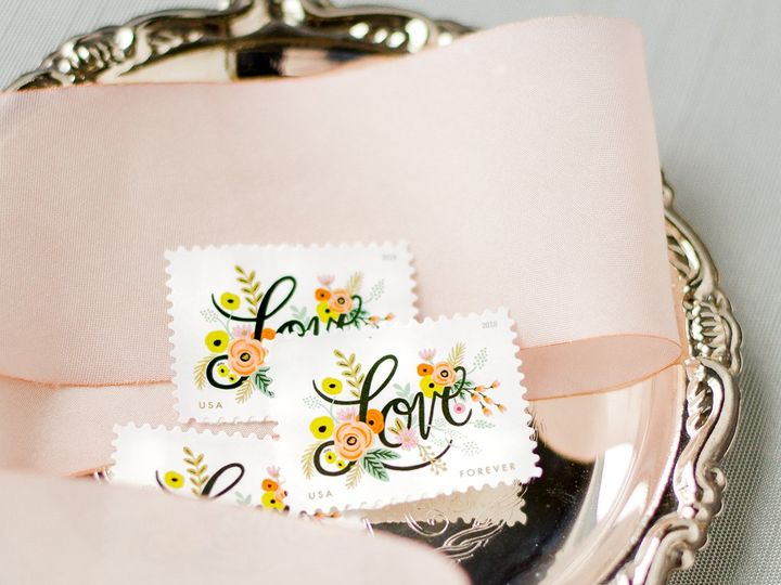 Tmx Twin Sisters Designs 37 51 404921 Brownsburg, IN wedding invitation