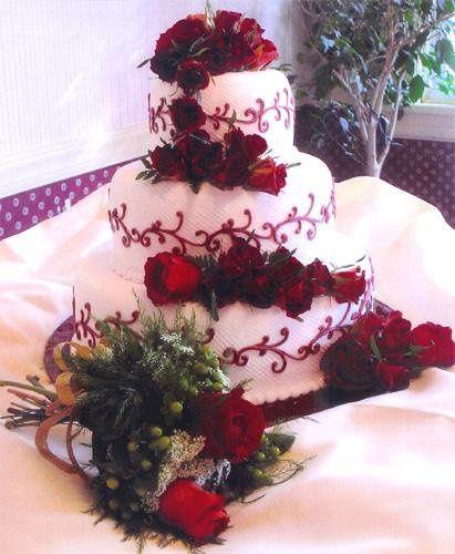 Tmx 1236015263820 Cake27 Ephrata wedding cake