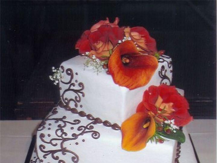 Tmx 1288381099920 Cake50 Ephrata wedding cake